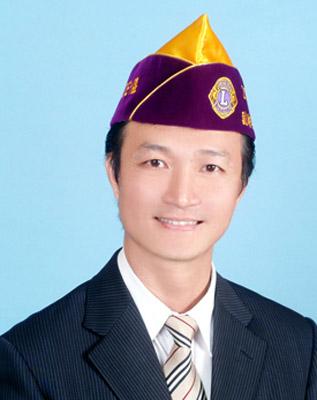 壽山獅子園地委員會主席 謝子明