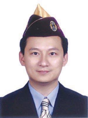 分區主席 朱金火