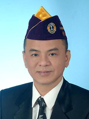 第1屆會長 蔡白龍
