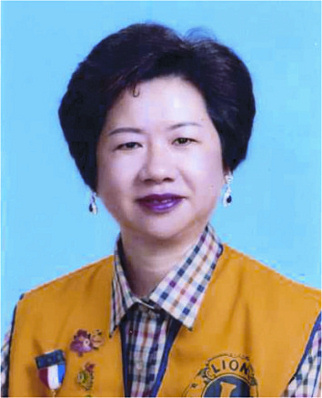 歷屆前會長 蔡妤佳