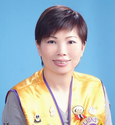 女獅友發展委員會主席 郭玉美