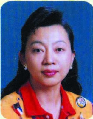 文化及社區活動委員會主席 洪惠昭